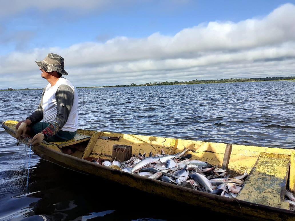 Governo entregará 62 mil cestas básicas para pescadores do Amazonas