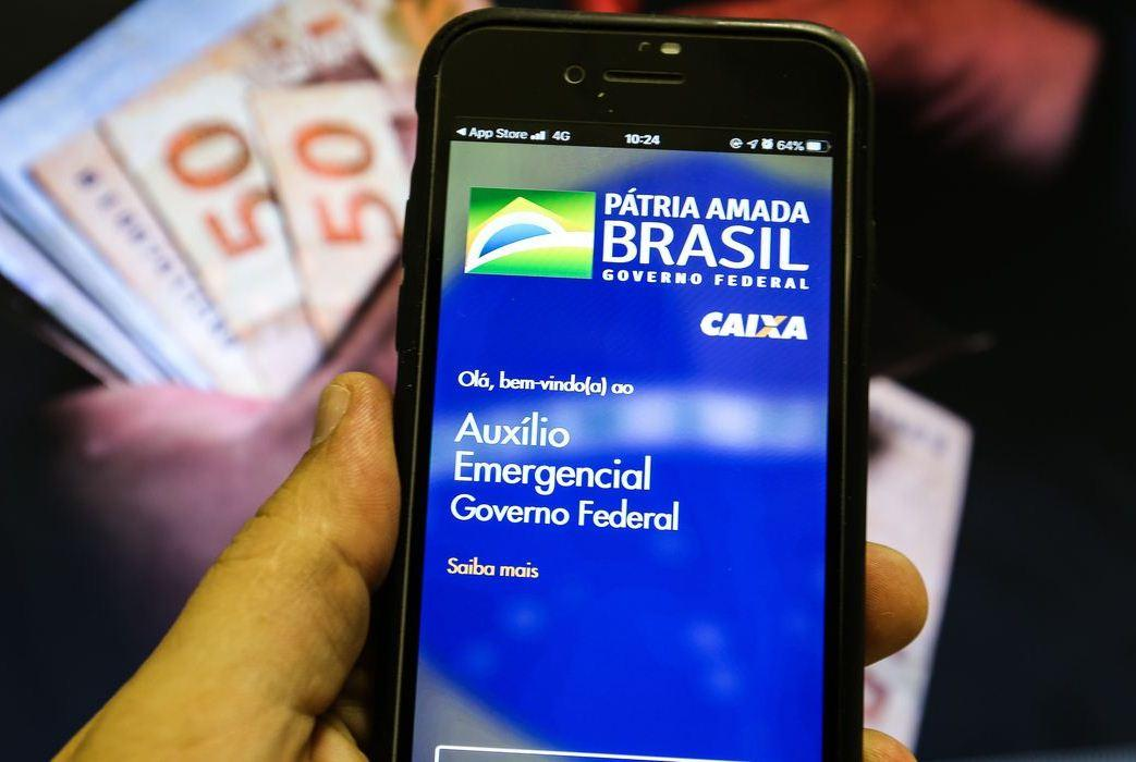Auxílio emergencial começa a ser pago na próxima terça-feira (6)