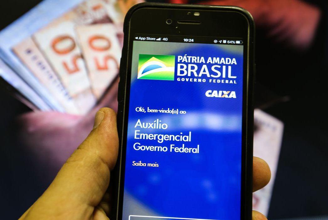Começa ser paga hoje (6) a nova rodada do auxílio emergencial