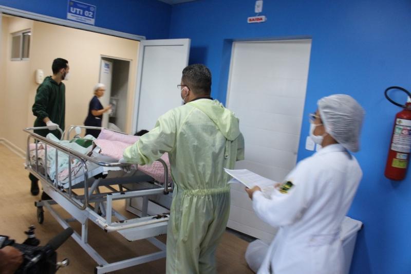 Amazonas registra 953 novos casos de Covid-19, nesta terça-feira (06)