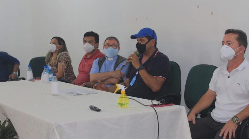 Comitê de Combate ao Coronavírus de Parintins prorroga decreto do toque de recolher por mais 15 dias