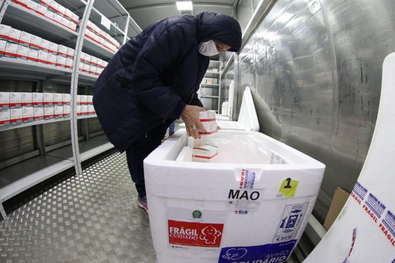 Amazonas alcança meta da primeira dose da vacinação contra Covid-19 em dois grupos prioritários