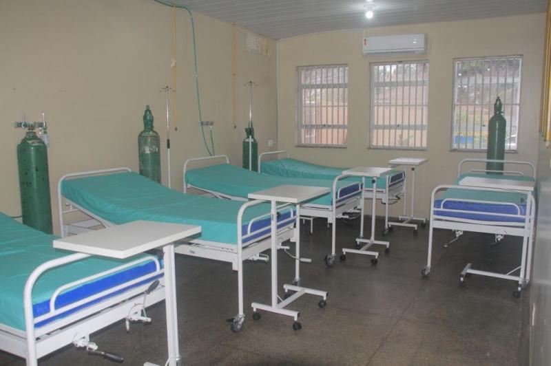 Parintins registra menor número de pacientes internados com Covid-19, na quinta-feira (29/04)