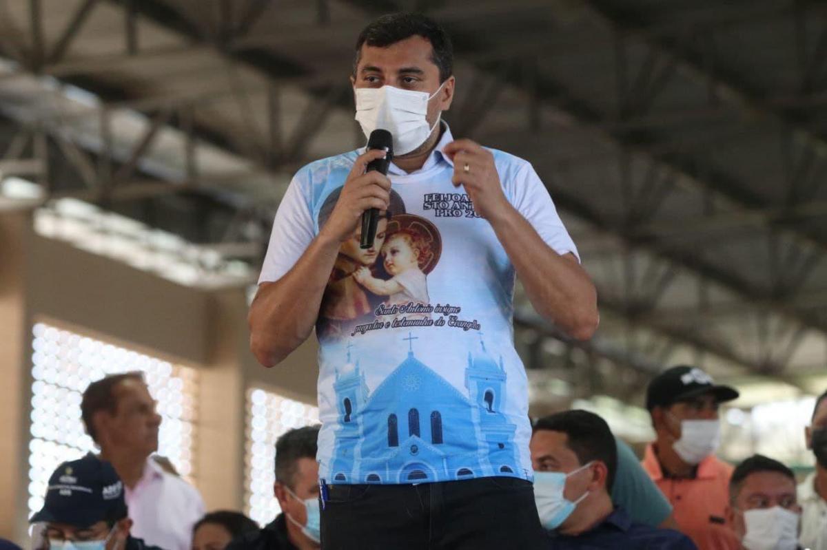 Governador Wilson Lima executa pacote de ações do Programa Agro Amazonas em Borba