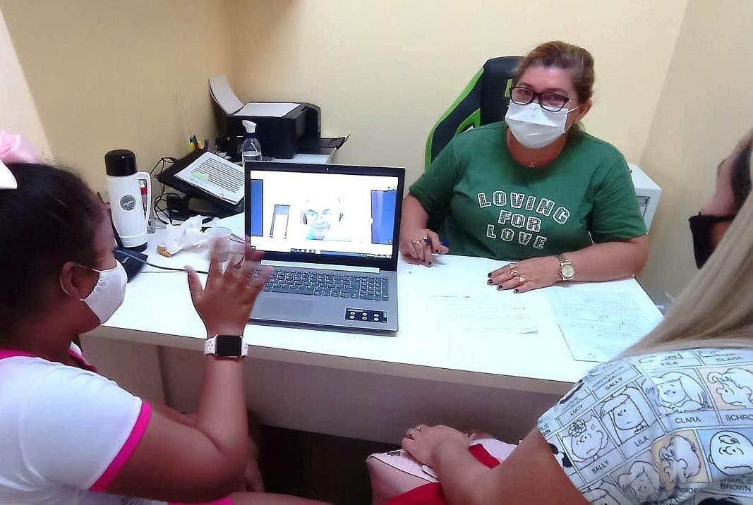 Durante final de semana neuropediatra atende 80 crianças em Parintins