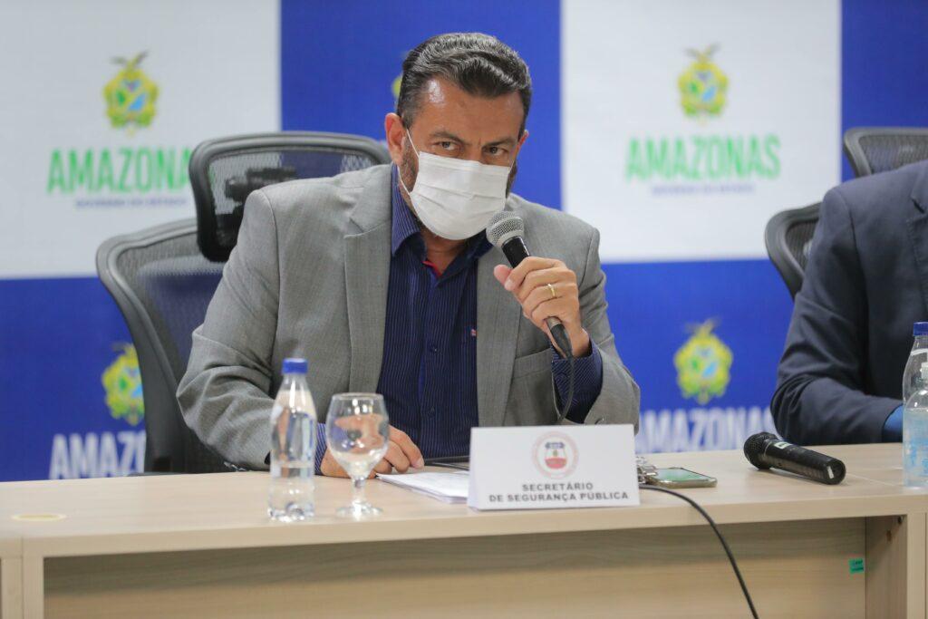 SSP-AM e Força Nacional iniciam planejamento de operações no Amazonas