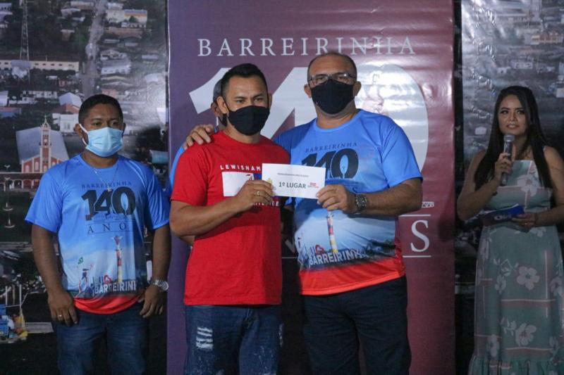 Live de 140 anos de Barreirinha exalta manifestações culturais e artistas do município
