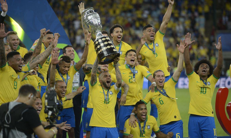 Maioria do STF nega pedidos para suspender Copa América no Brasil