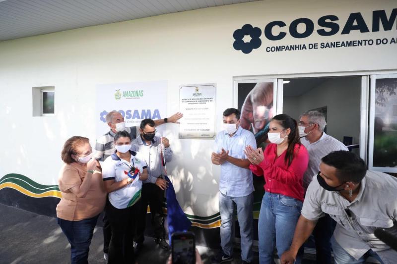 """Wilson Lima executa ações da """"Operação Enchente"""" e do programa """"Agro Amazonas"""" em Nova Olinda do Norte"""