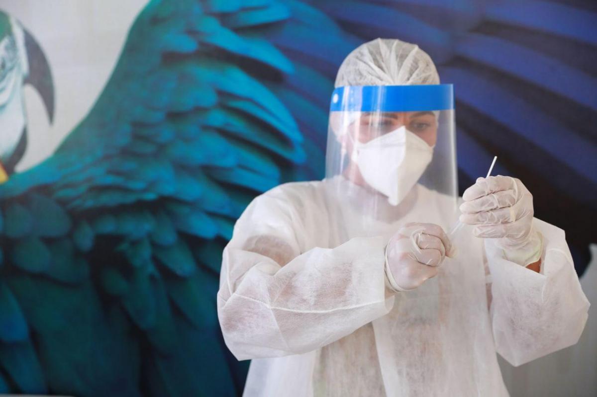 Em 24 horas, Amazonas registra 383 novos casos da Covid-19
