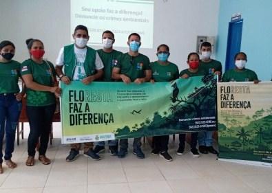 Municípios do AM recebem atividades de educação ambiental