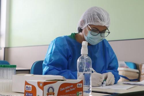 Amazonas registra 231 novos casos de Covid-19 nesta segunda-feira (02)