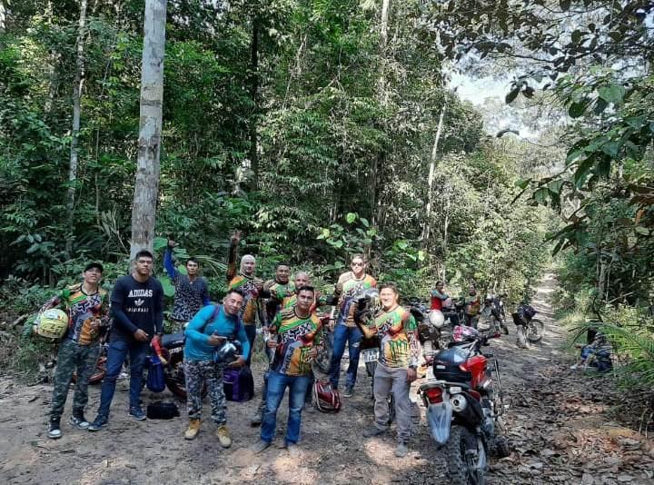 Aventureiros irão percorrer 150 km de trilha no sábado (04/09)