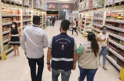 CIF identifica falta de álcool em gel em supermercados