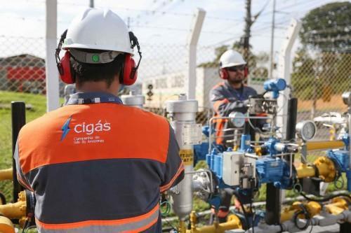 Consumo de gás natural no Amazonas bate recorde histórico em julho