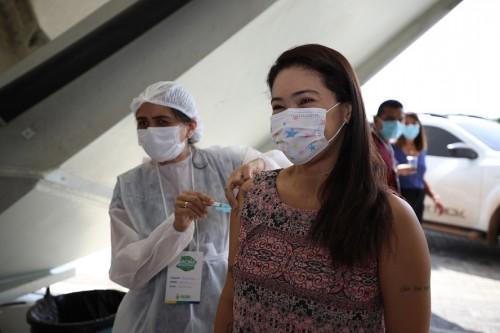 Amazonas já aplicou 3.387.772 doses de vacina contra a Covid-19