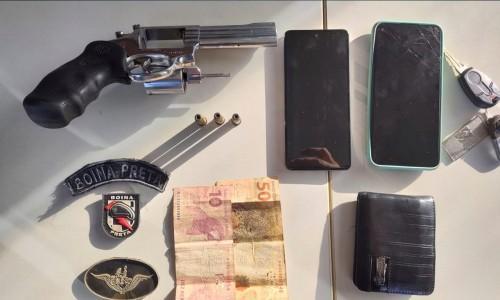 PM-AM prendeu 16 pessoas nas últimas 48 horas no interior