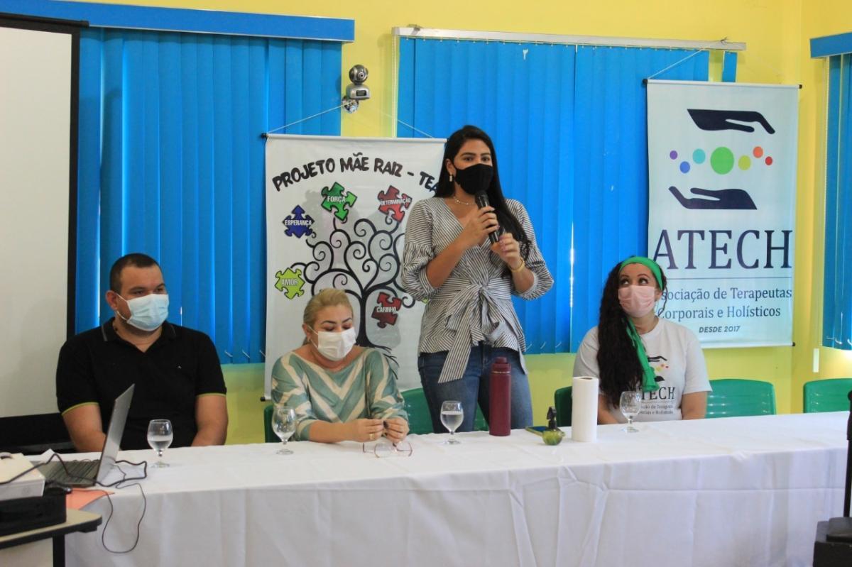 Projeto 'Mãe Raiz - TEA/TDAH' é apresentado em Parintins