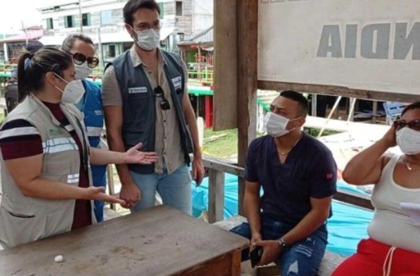 Vigilância em Saúde do Amazonas detecta dois casos da variante Mu