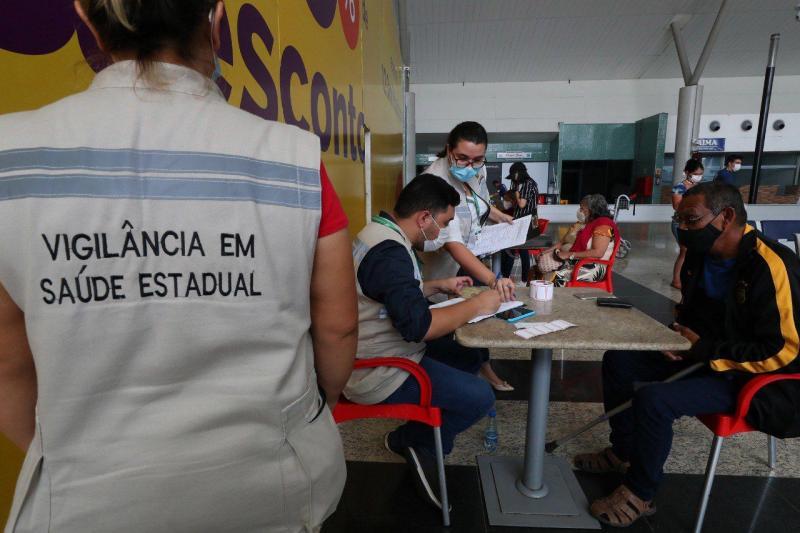 Em 24 horas, Amazonas registra 79 novos casos de Covid-19