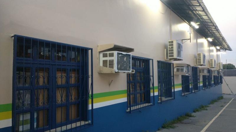 Governo do AM investiu mais de R$ 2,2 milhões em melhorias das escolas de Manacapuru