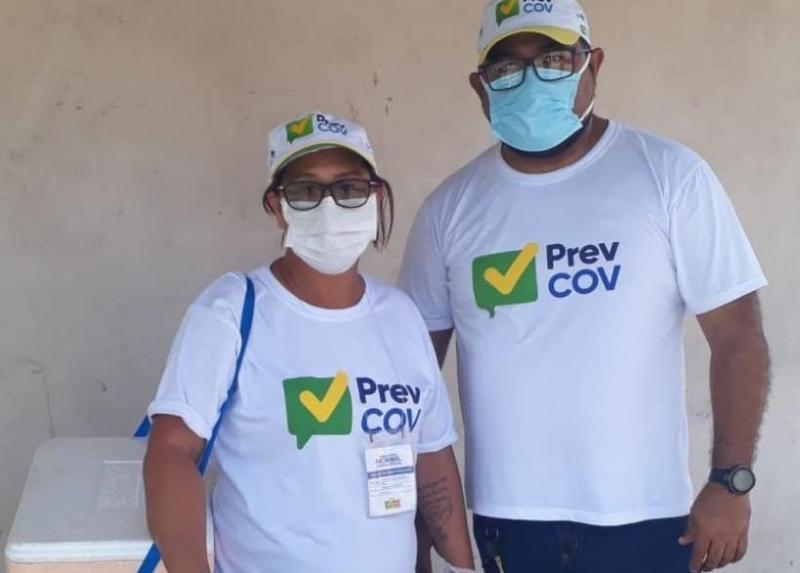 Pesquisa para estimar impacto da Covid-19 na população é realizada em oito municípios do Amazonas