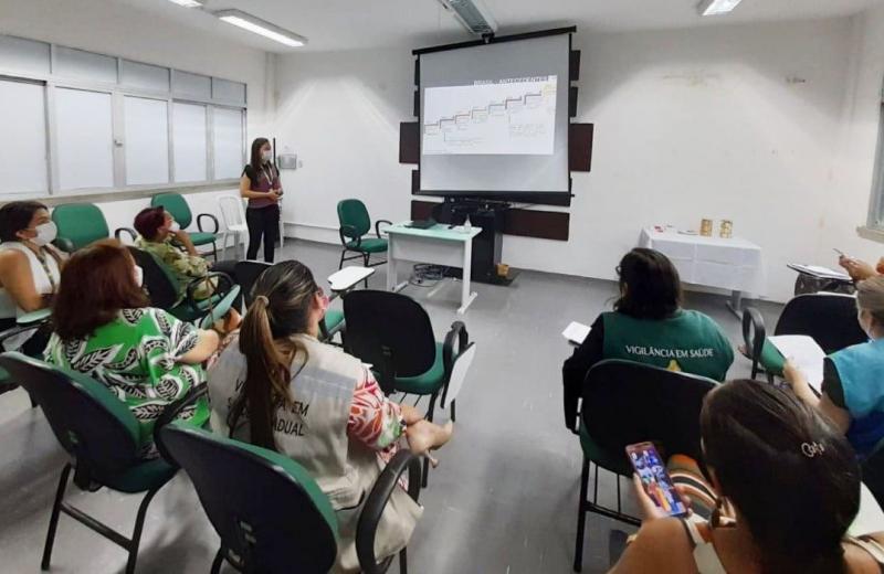 Amazonas fortalece vigilância e monitoramento epidemiológico do sarampo