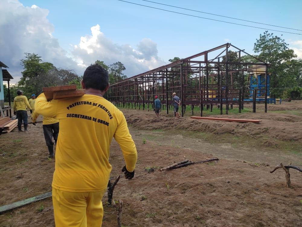 Zona rural de Parintins vai ganhar cinco novas escolas