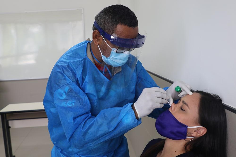 Amazonas registra 45 novos casos de Covid-19 nesta sexta-feira