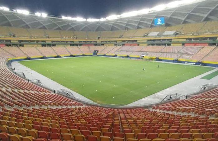 Terceiro dia tem mais 600 sorteados para o jogo Brasil x Uruguai
