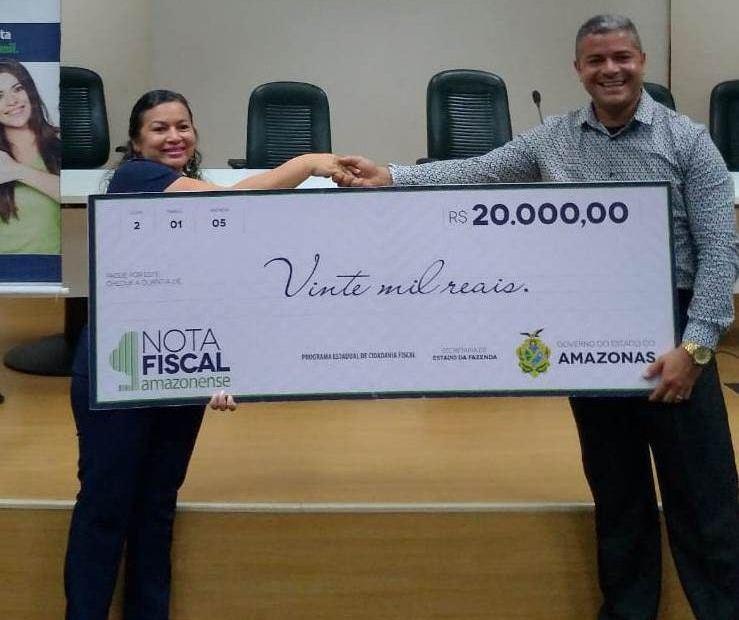Campanha Nota Fiscal Amazonense realiza sorteio na quinta-feira (14)