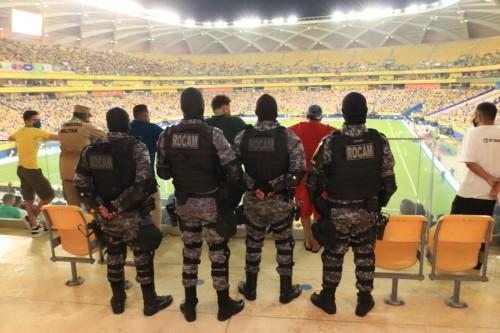 Coordenada pelo Governo do Amazonas, operação Arena 33 encerra com resultado positivo