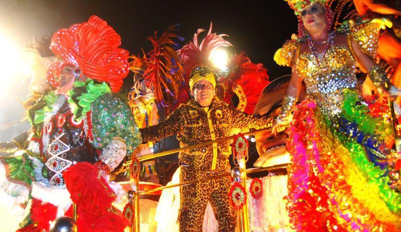 CARNAILHA 2018   Bloco Chitara da Chapada na Avenida do Samba