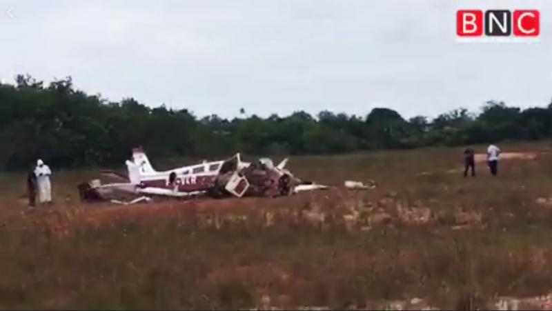 Acidente aéreo em Manaus com 3 mortes