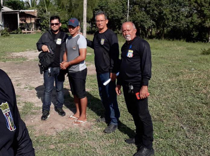 Acusado de abuso sexual contra criança na Vila Amazônia é preso em Parintins