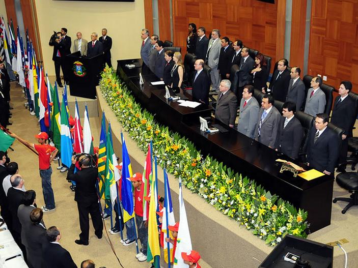 Aleam e UEA realizam curso de cerimonialista para servidores da Prefeitura e Câmara Municipal de Parintins
