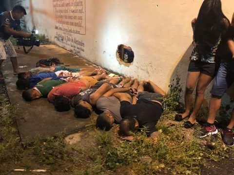 Força Tática impede fuga de sete presidiários em Parintins na madrugada de domingo