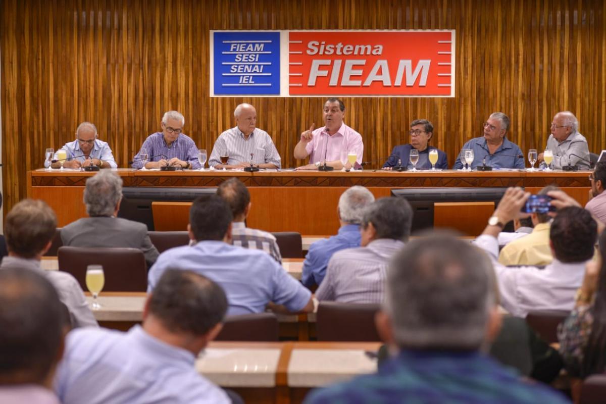 Omar quer Zona Franca de Manaus com mais competitividade