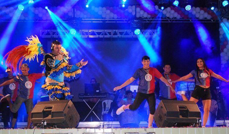 10º Festival de Toada e Aniversário de 166 anos de Parintins