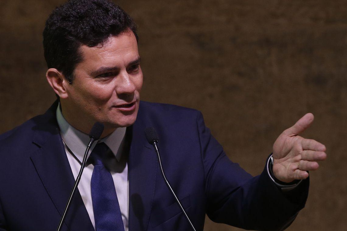 Moro apresentará no início do governo projeto de combate ao crime