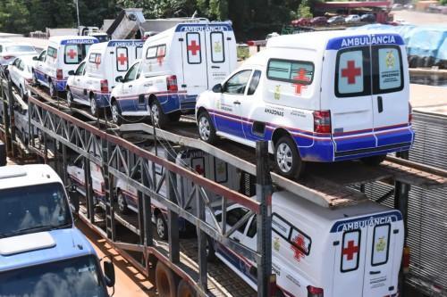 Governo do Amazonas investiu R$ 212 milhões na saúde no interior