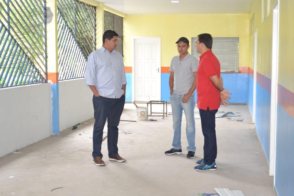 Novo prédio da escola Santa Luzia  será inaugurado na próxima semana