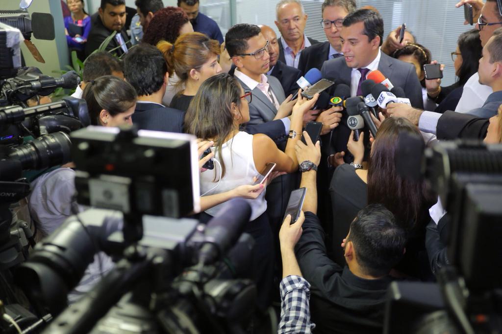 Mais Três secretários são anunciados para o novo governo do Amazonas