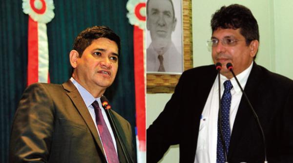 Bi Garcia e Rildo Maia constam na lista de possíveis inelegíveis, segundo TCE
