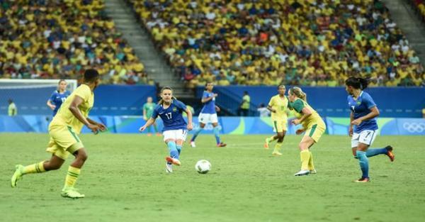 Brasil, Itália, Rússia e Costa Rica se enfrentarão na Arena da Amazônia para disputar o Torneio Internacional de Futebol Feminino