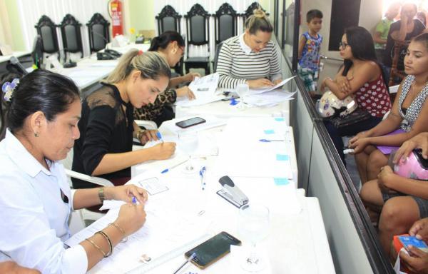 Nêga consegue junto ao Ministério do Trabalho cursos profissionalizantes para Parintins
