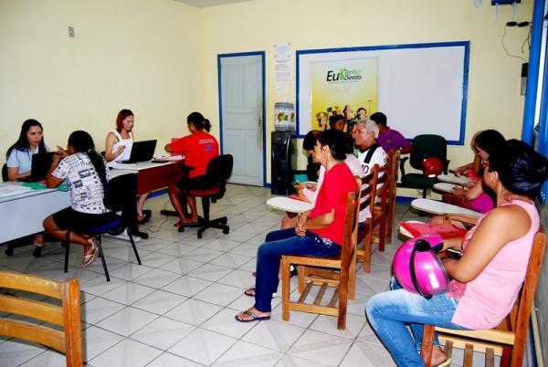 Defensoria Pública da União presta atendimento jurídico em Parintins
