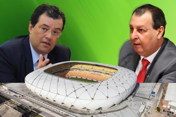 Braga e Omar teriam recebido R$ 48 milhões em propina, diz delator da Andrade Gutierrez