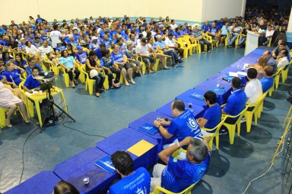 Diretoria do Caprichoso realiza assembleia para homologar novos sócios