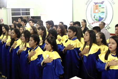 Escola João Bosco recebe homenagem na Câmara Municipal de Parintins